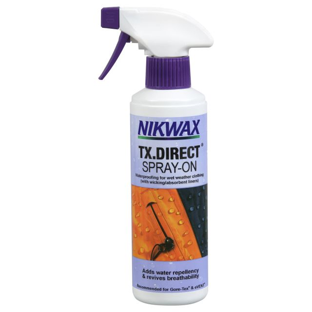 Nikwax TX Direct Spray On Waterproofer 300ml in Assorted
