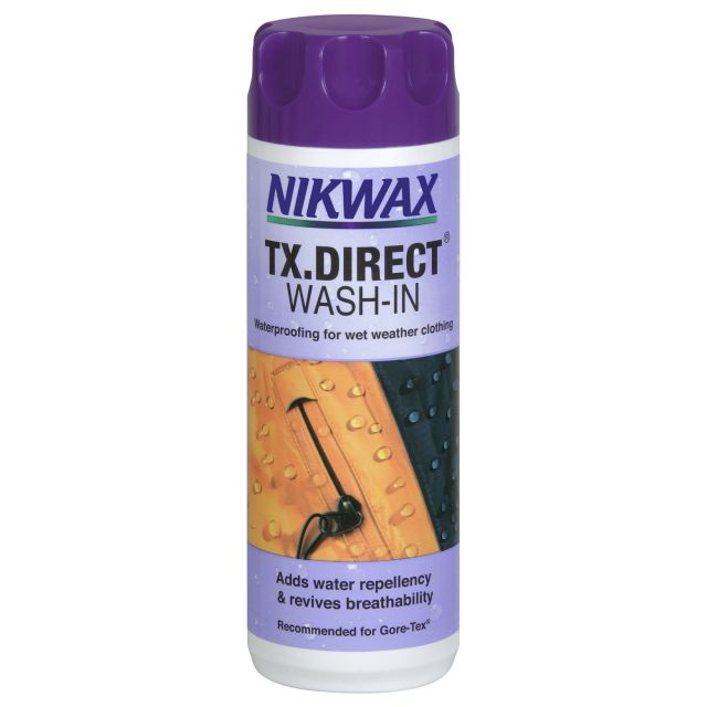 Nikwax TX Direct Wash In Waterproofer 300ml in Assorted