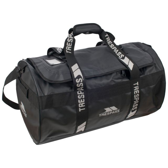 Blackfriar Duffle Bag - 60L in Black