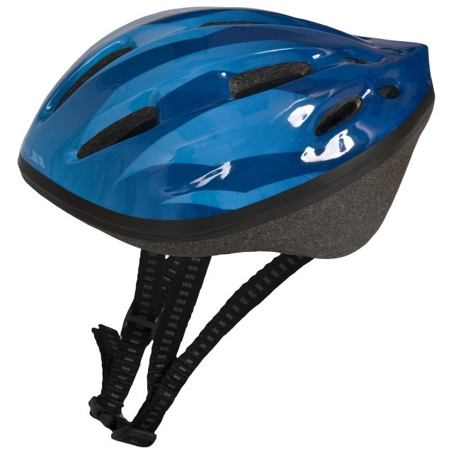Cranky Kids' Bike Helmet in Blue