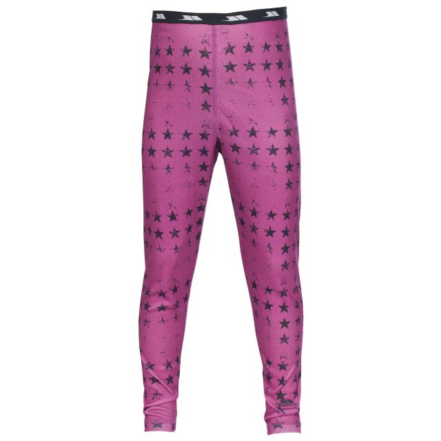 Hanz Kids  Base Layer Pants in Pink