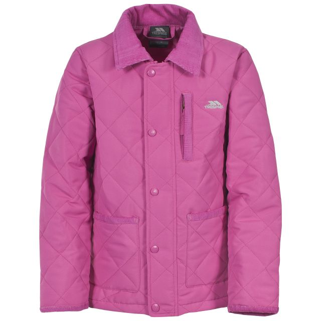 Dakota Kids' Quilted Casual Jacket - BUB