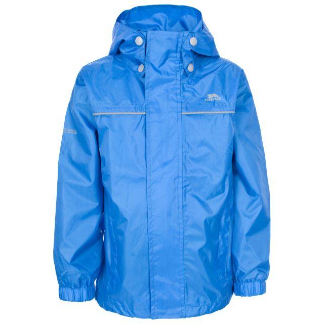 Neely Kids' Waterproof Jacket in Blue