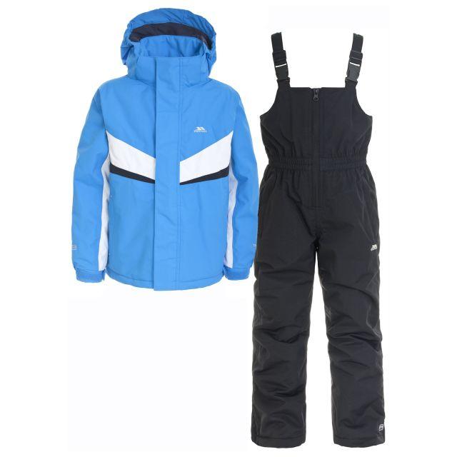 Chamonix Kids' Ski Suit in Blue