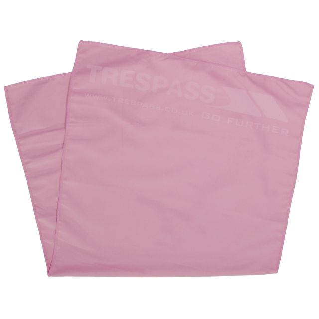 Anti Bacterial Microfiber Towel 45 x 90cm in Pink