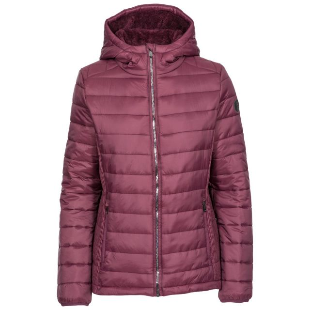 Valerie Women's Padded Jacket, Front view on mannequin