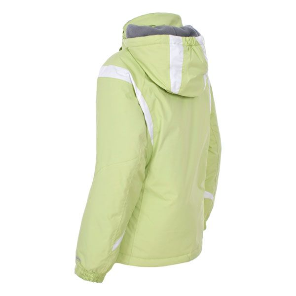 Vanetta Girls' Ski Jacket in Light Green