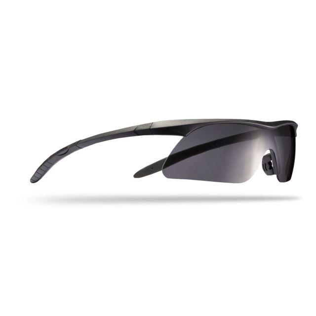 Velanai Unisex Sunglasses in Black