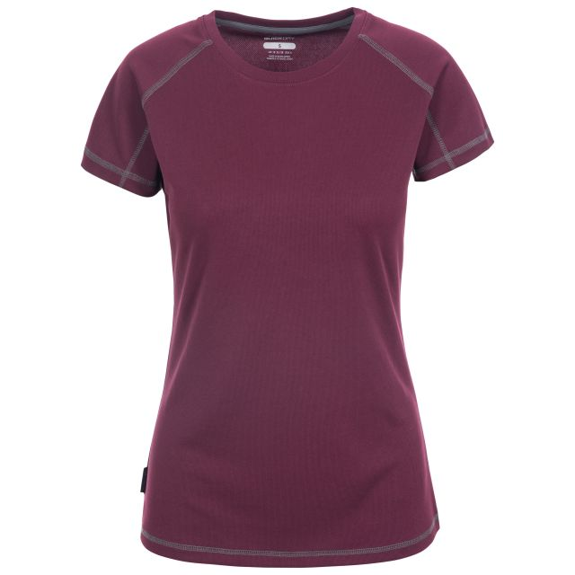 Viktoria Women's Active T-Shirt - FIG