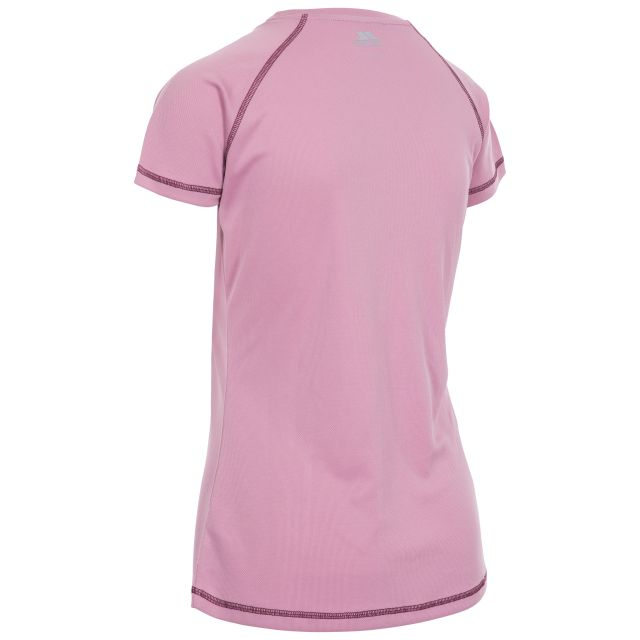 Viktoria Women's Active T-Shirt in Light Purple