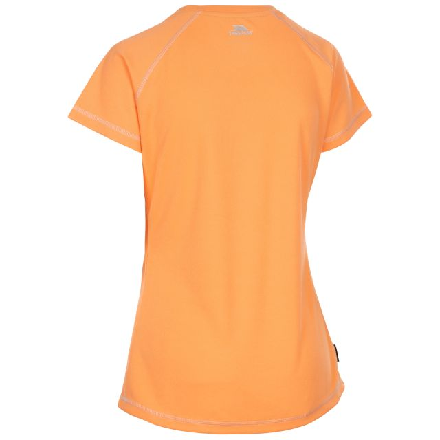 Trespass Women's Active T-Shirt Viktoria Orange