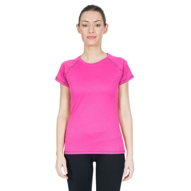 Viktoria Women's Active T-Shirt in Pink