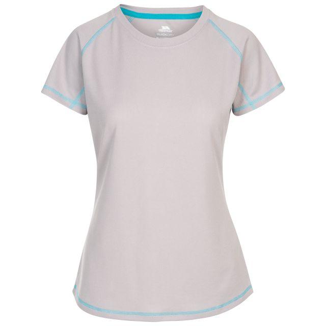 Trespass Women's Active T-Shirt Viktoria - PLT, Front view on mannequin