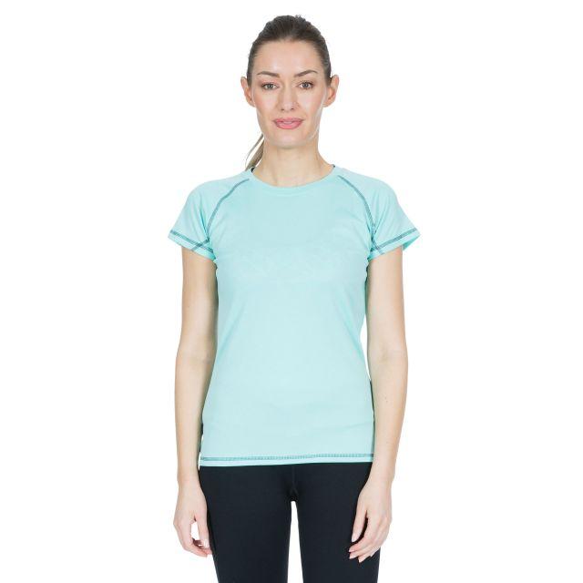 Viktoria Women's Active T-Shirt in Light Blue