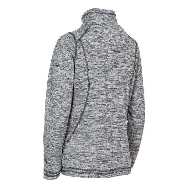 Vishwal Women's 1/2 Zip Fleece in Grey