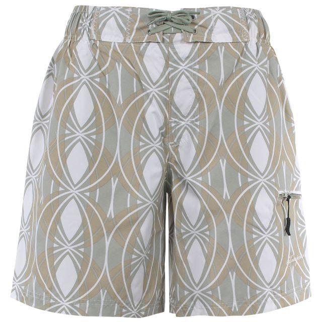 Volatile Boys' Surf Shorts in Grey