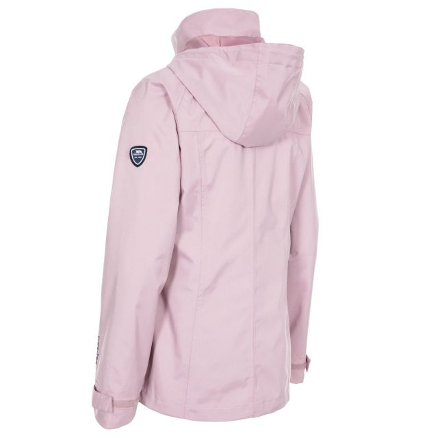 Voyage Women's Waterproof Jacket in Light Purple