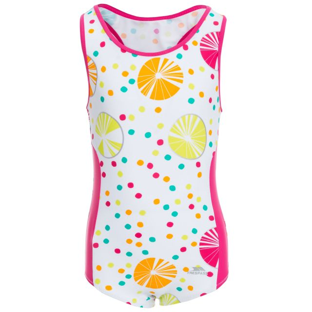 Wakely Kids' Swimming Costume in Pink