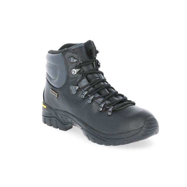 Walker Kids' Vibram Walking Boots in Black