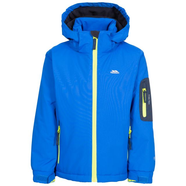 Wato Kids' Ski Jacket - BLU