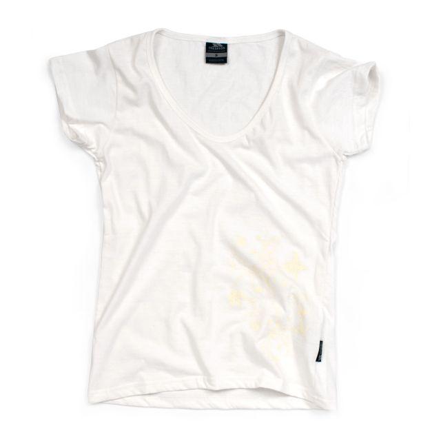 Westin Womens Printed T-Shirt in White