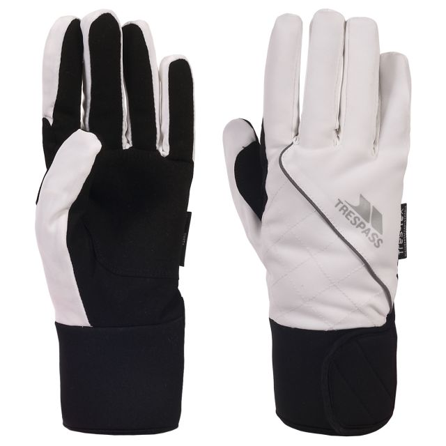 Whiprey Unisex Active Gloves in White