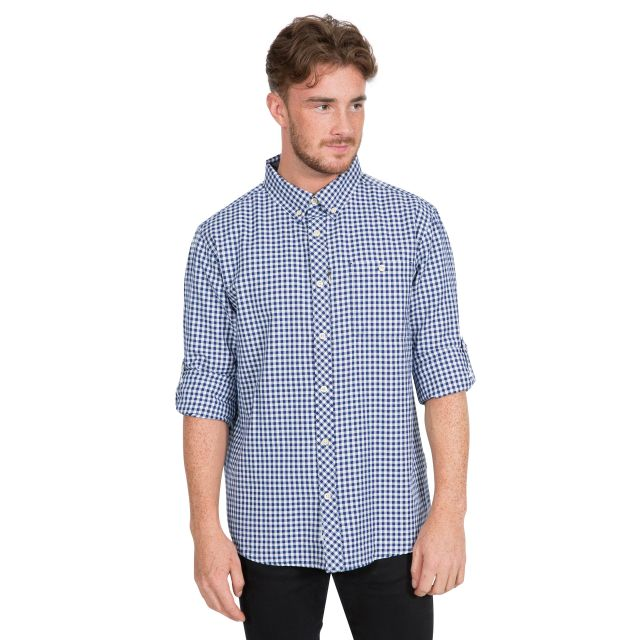 Yafforth Men's Cotton Shirt - BCH