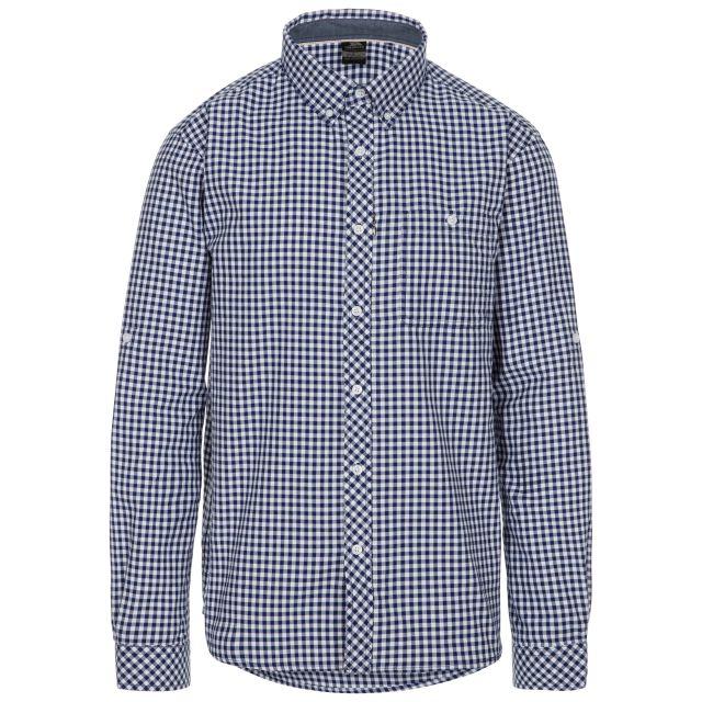 Yafforth Men's Cotton Shirt