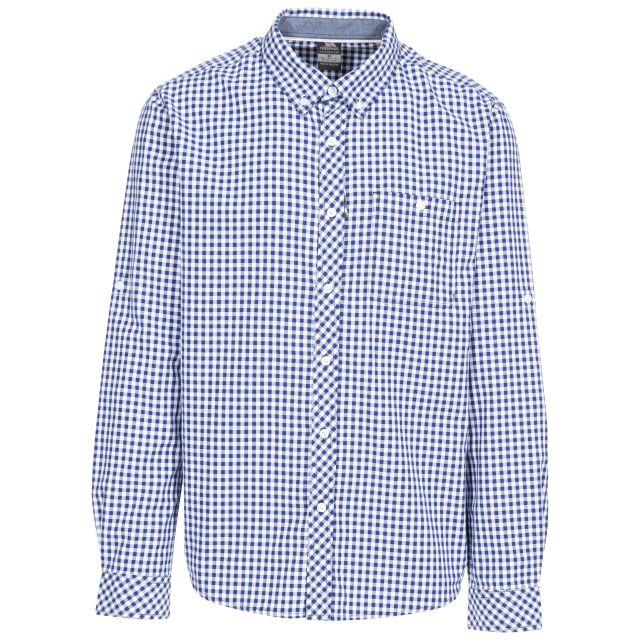 Yafforth Men's Casual Checked Shirt  - BCH