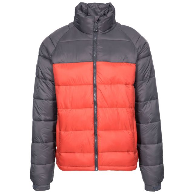 Yattendon Men's Padded Jacket, Front view on mannequin