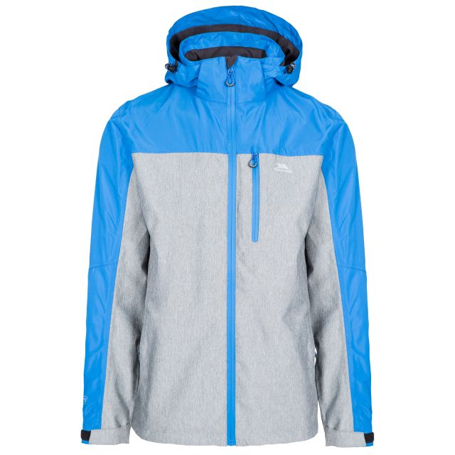 Zakham Men's Waterproof Jacket in Blue