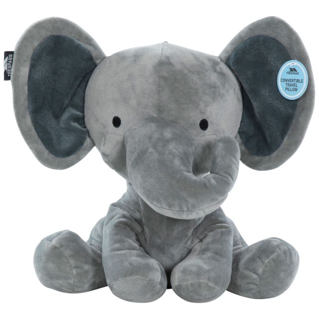 Zalika Kids' Novelty Travel Pillow in Grey