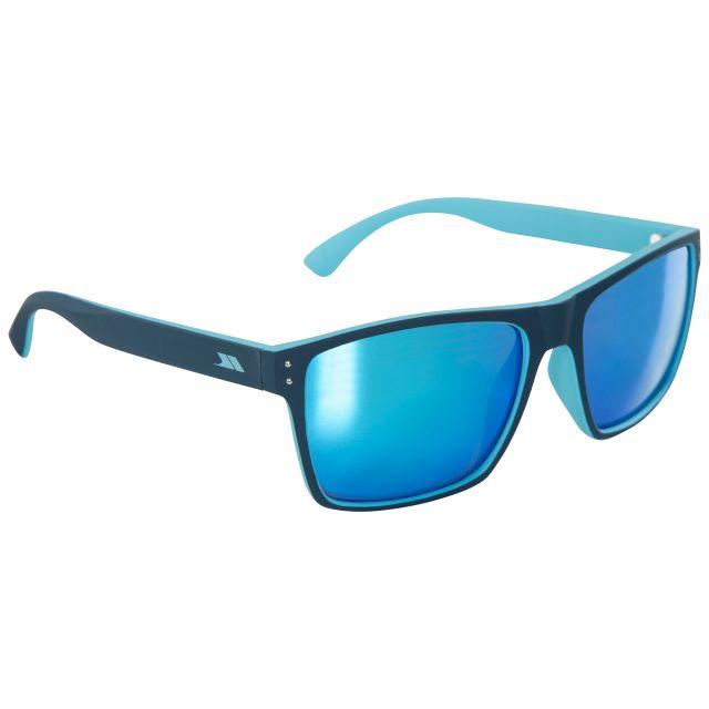 Zest Unisex Sunglasses in Light Blue