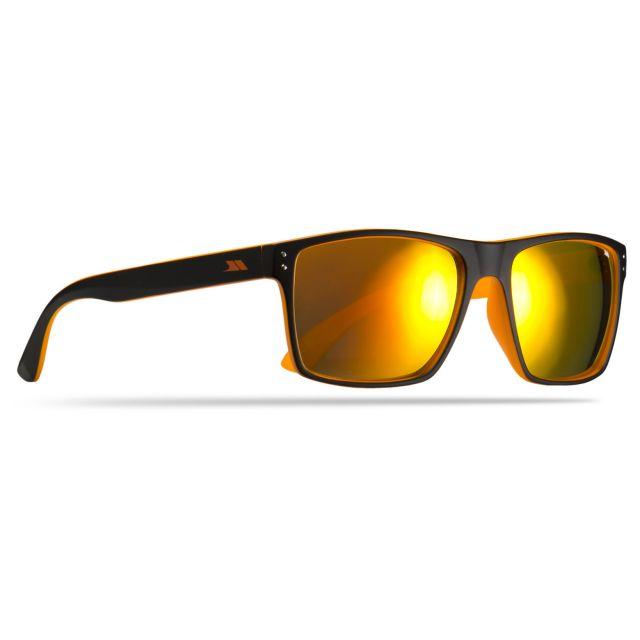 Zest Unisex Sunglasses in Black