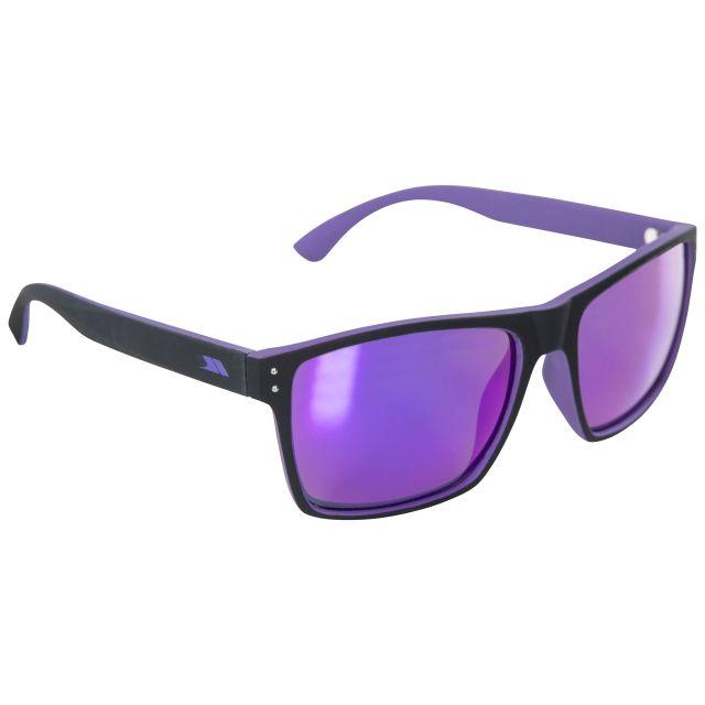 Zest Unisex Sunglasses in Purple