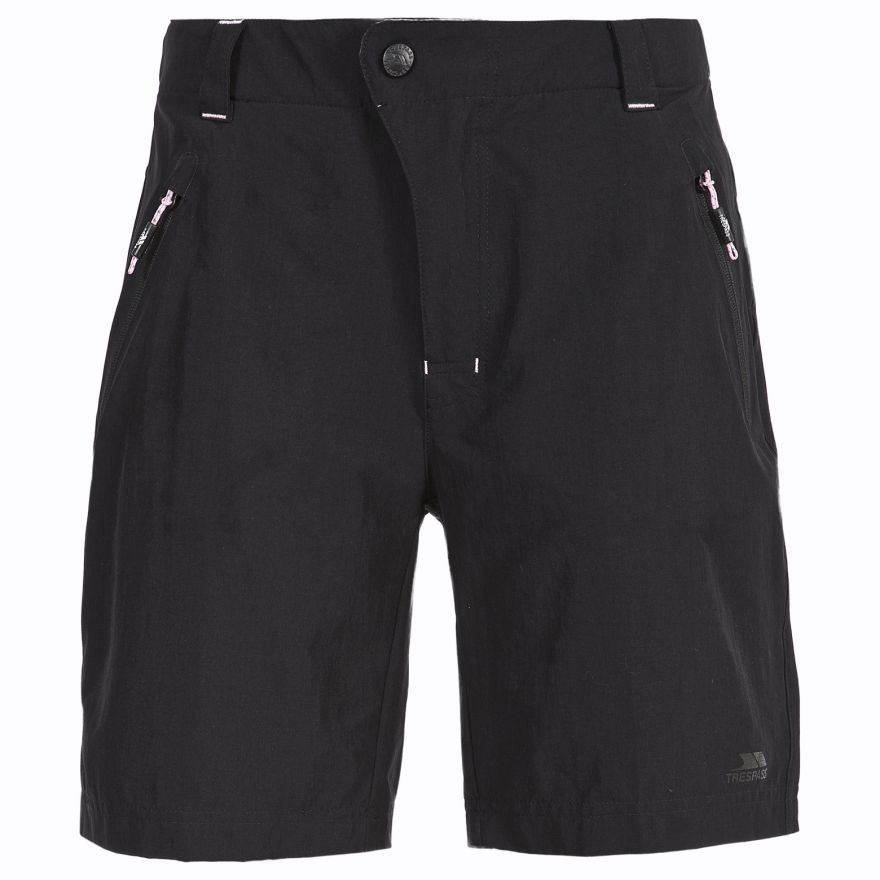 Brooksy Women's Quick Dry Knee Length Active Shorts