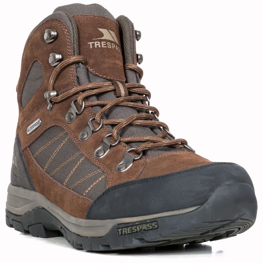 Chavez Mens Hiking Boots | Trespass