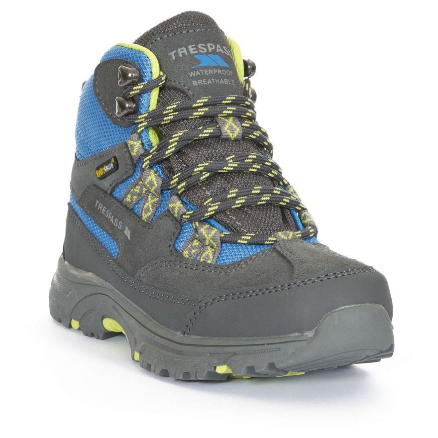 Cumberbatch Kids Hiking Boots   Trespass