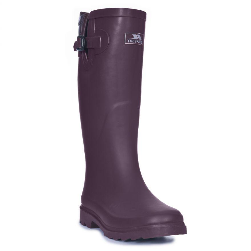 Trespass Geraldine Ladies Wellington Waterproof Floral Boots Women/'s Wellies