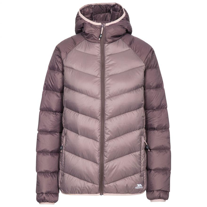 Kirstin Women's Down Padded Hooded Puffer Jacket
