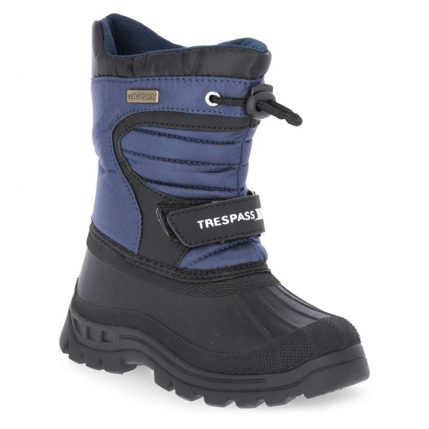 Kukun Kids Snowboots | Trespass
