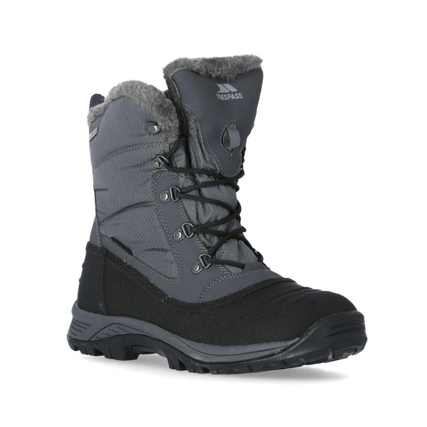 Negev II Men's Fleece Lined Snow Boots