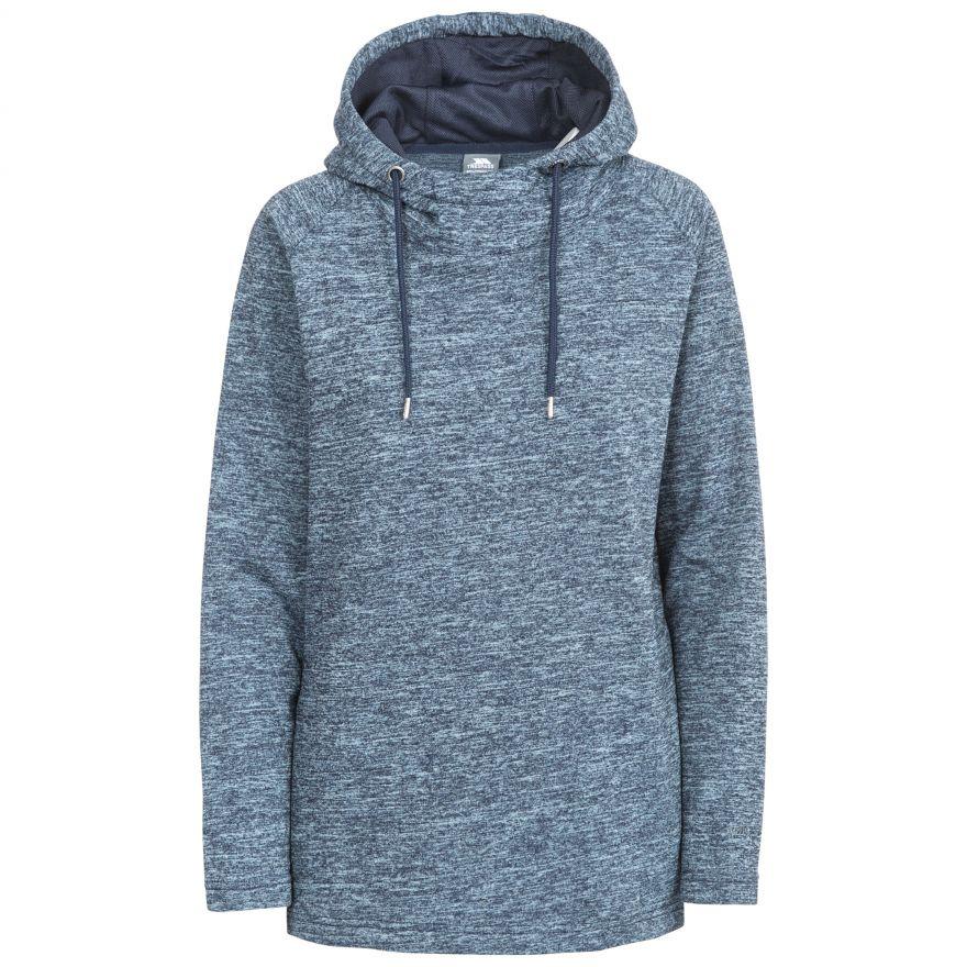 Trespass Womens//Ladies Stumble Hooded Fleece