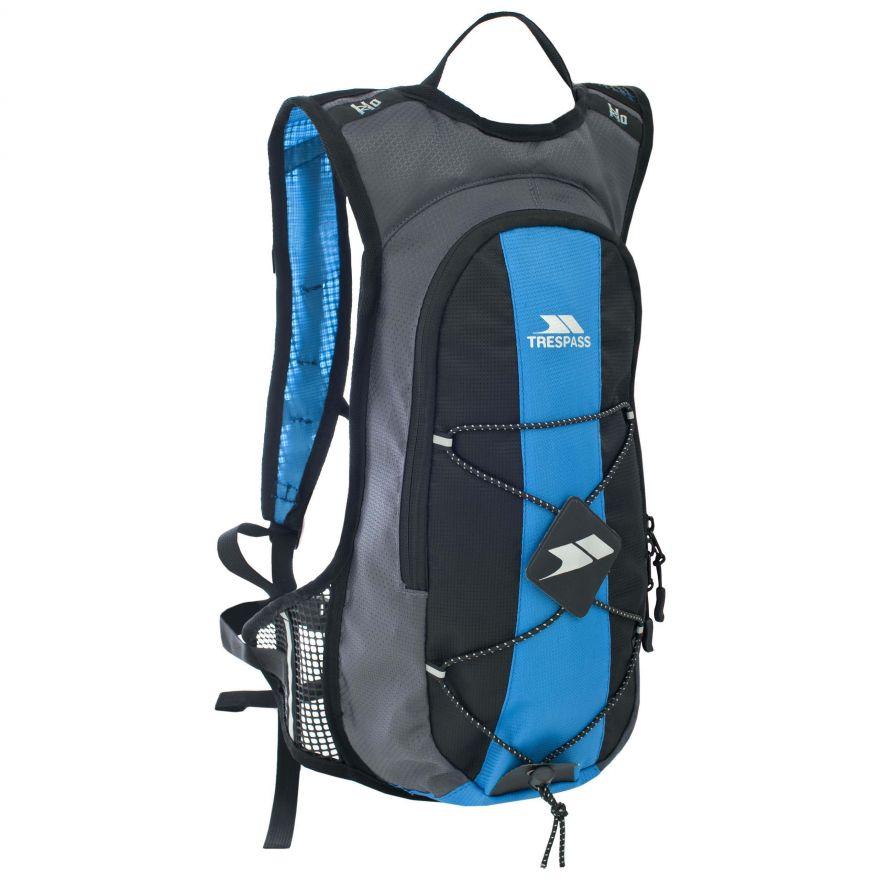 Trespass Reverse 15 Litre Packaway Backpack Camping Picnic Travel Rucksack