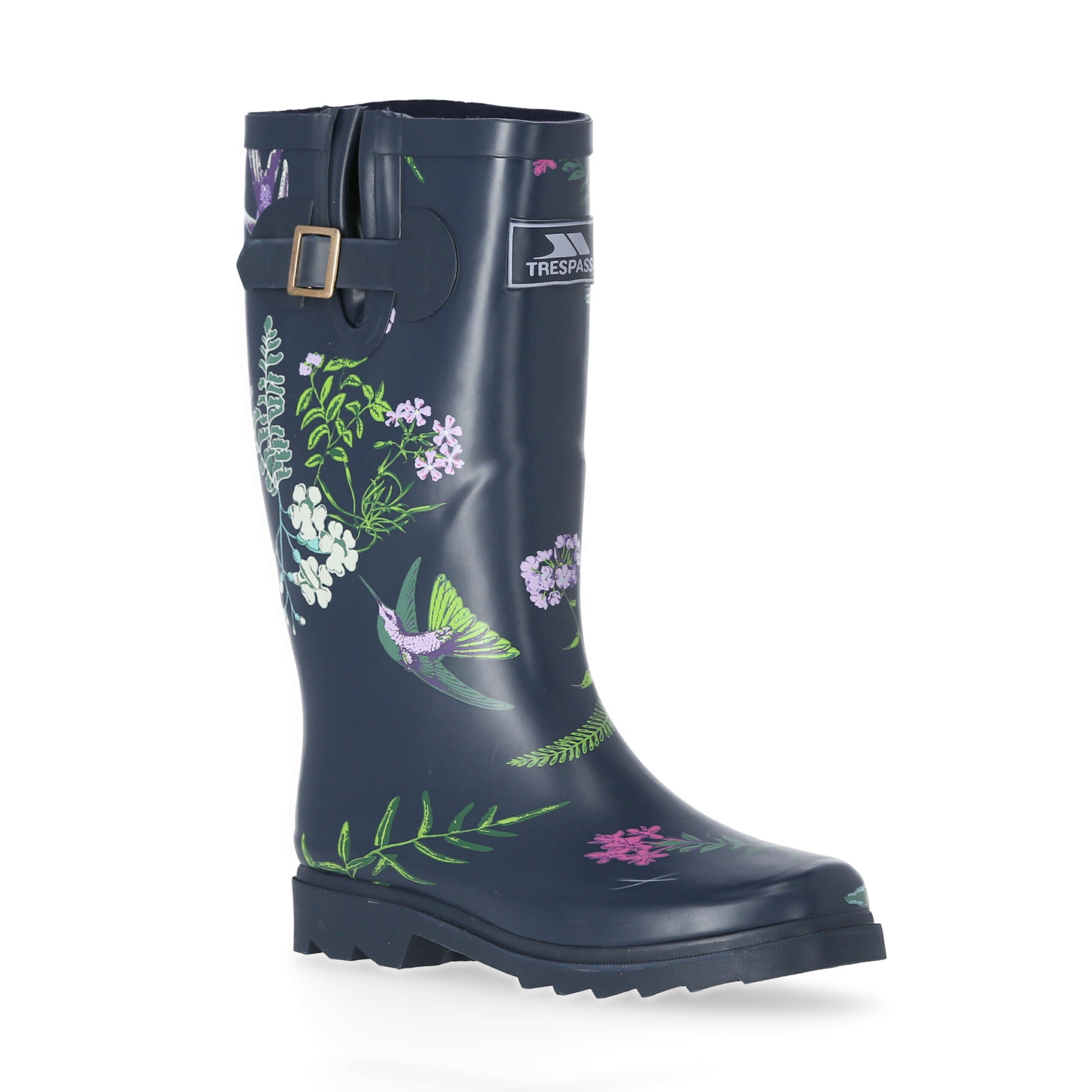 Trespass Womens Elena Full Length Wellington Boots