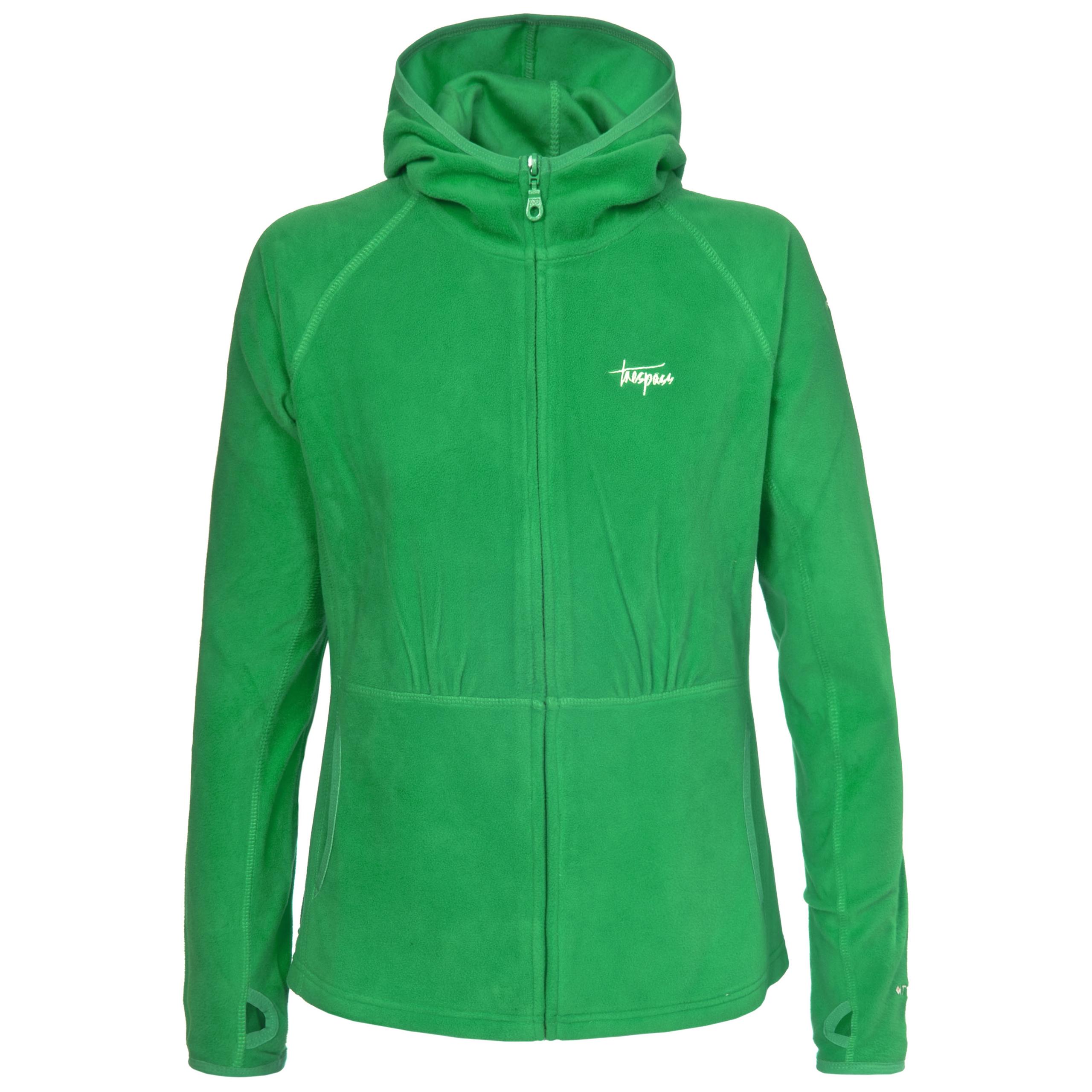 Trespass-Marathon-Womens-Plain-Jumper-Long-Sleeve-Hiking-Lightweight-Fleece thumbnail 21