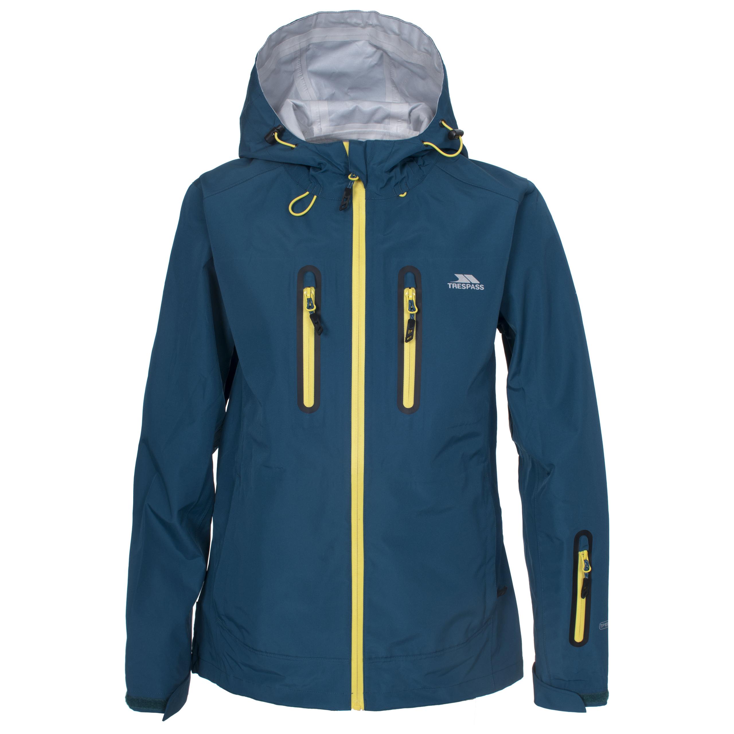 Trespass WELDONA Womens Ladies Waterproof Hooded ...