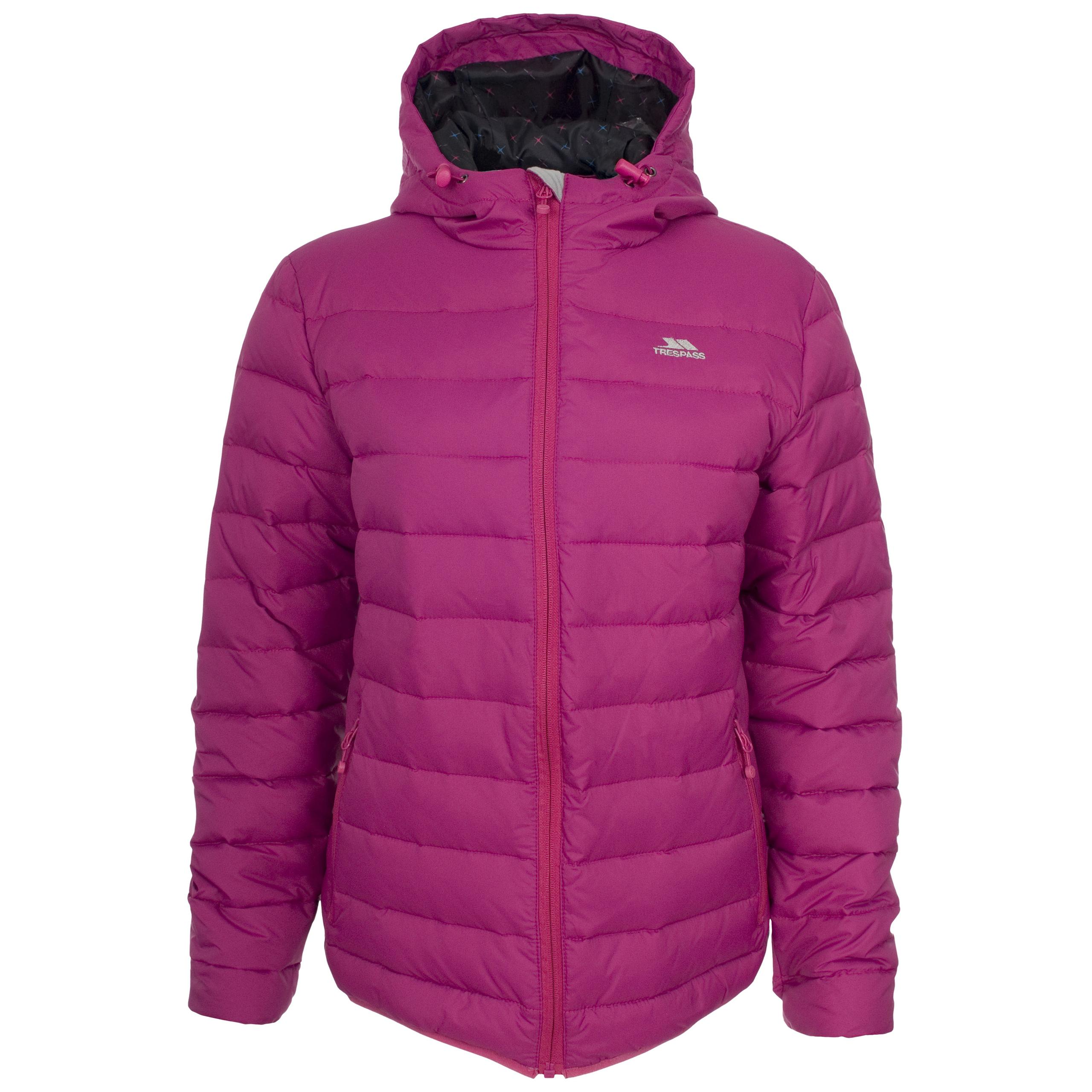 Womens down winter coats