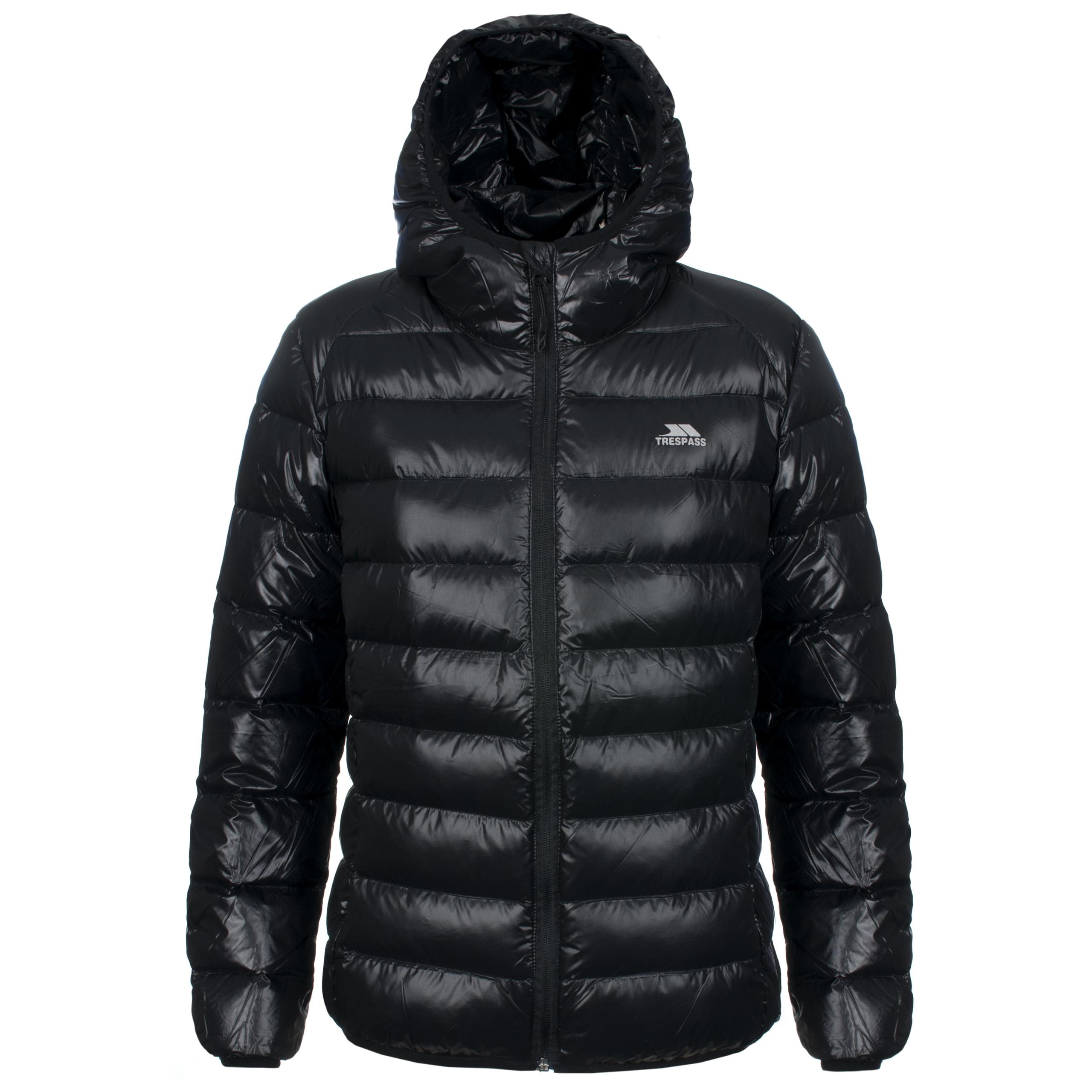 Trespass MARTINE Womens Ladies Hooded Winter Down Coat Jacket | eBay