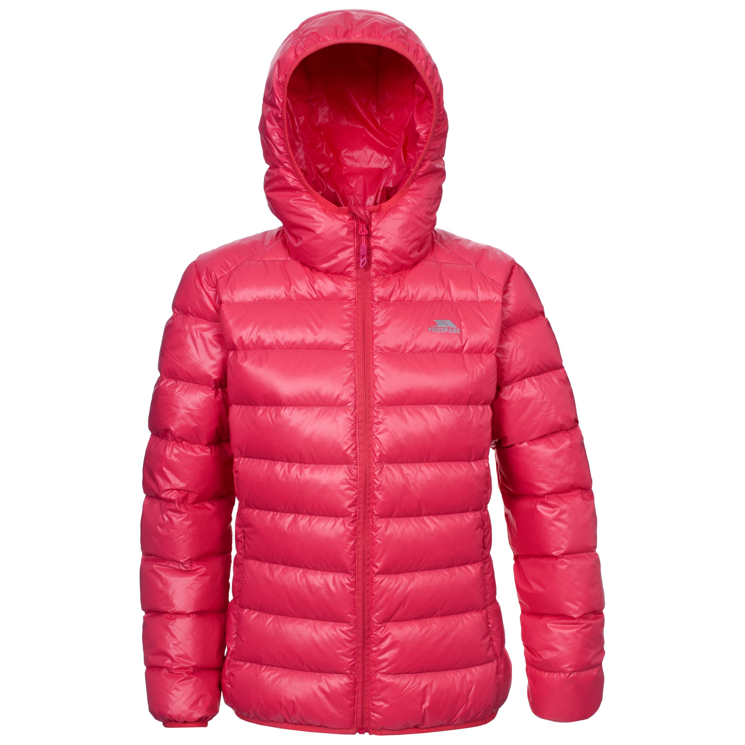Trespass Martine Pack Away Womens Winter Down Jacket Lightweight ...
